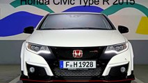 New Honda Civic Type R 2017 Acceleration Top Speed 0-290 km-h