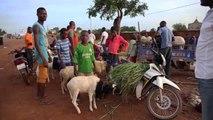 Burkina Faso'da Kurban Bayramı Hazırlıkları