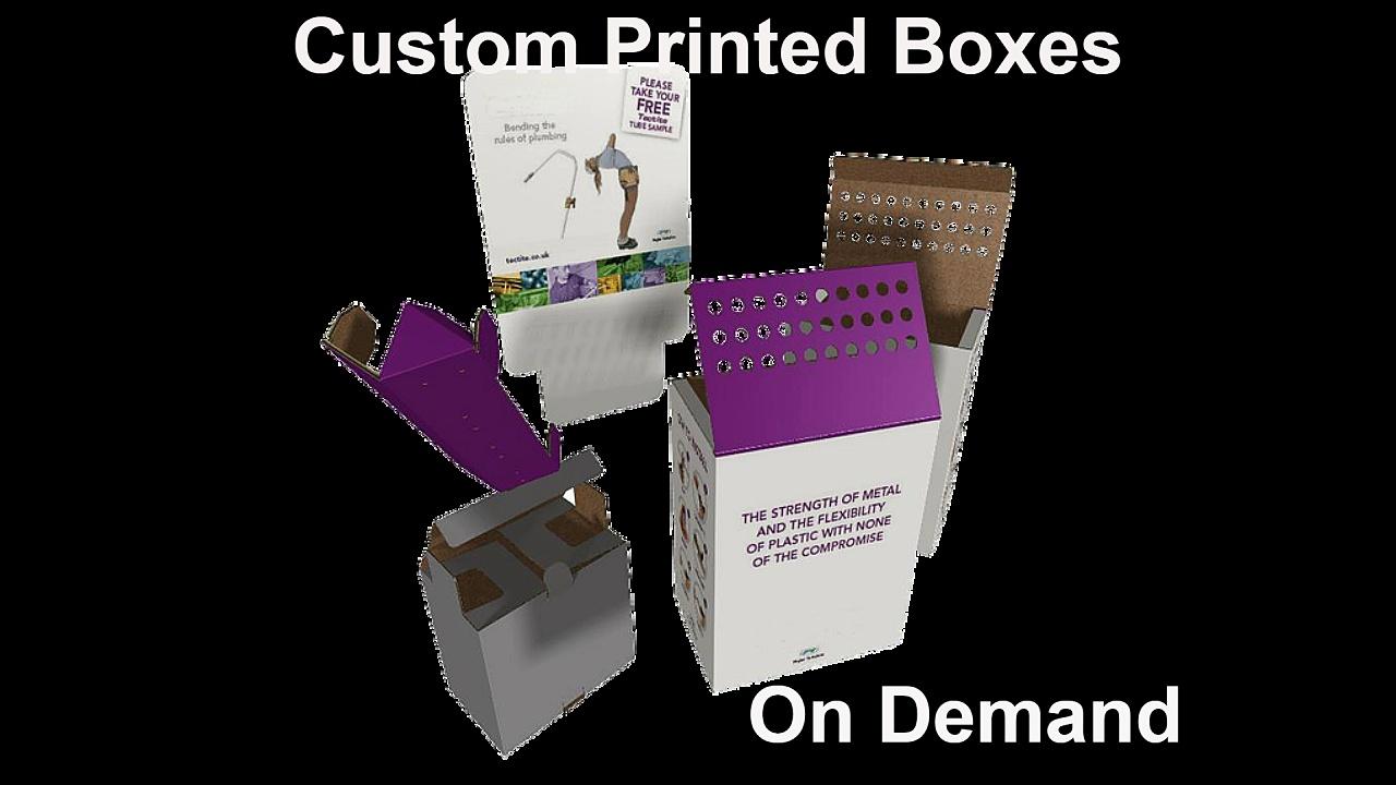 Custom printed boxes leeds