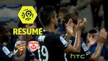 FC Lorient - AS Nancy Lorraine (0-2)  - Résumé - (FCL-ASNL) / 2016-17