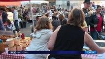 Dordogne : les marchés nocturnes séduisent les Anglais