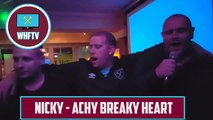 Nicky Sings Achy Breaky Heart - 10k Subscriber Forfeit
