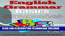 Best E-book English Grammar Basics: Learn English with over