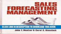 [PDF] Sales Forecasting Management: Understanding the Techniques, Systems and Management of the