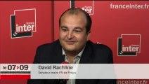 David Rachline est l'invité de Léa Salamé