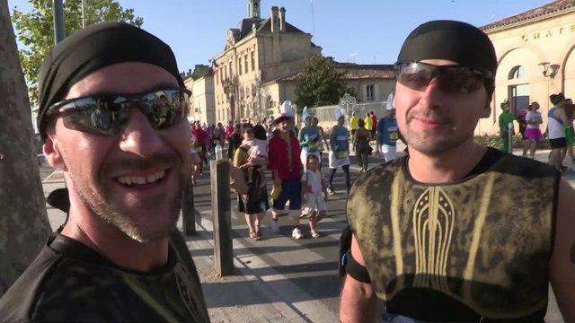Replay quai  de Pauillac 7H Marathon du medoc 2016 - Replay Medoc Marathon 7h am Pauillac