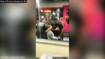 SNCF : arrestation musclée en pleine gare