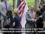 Course à la Maison Blanche: Hillary Clinton souffre d'une pneumonie