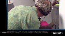 Mario Balotelli : L'interview surréaliste et déjà culte de Laurent Paganelli (Vidéo)