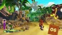 Skylanders Imaginators : Crash Bandicoot Fête ses 20 ans