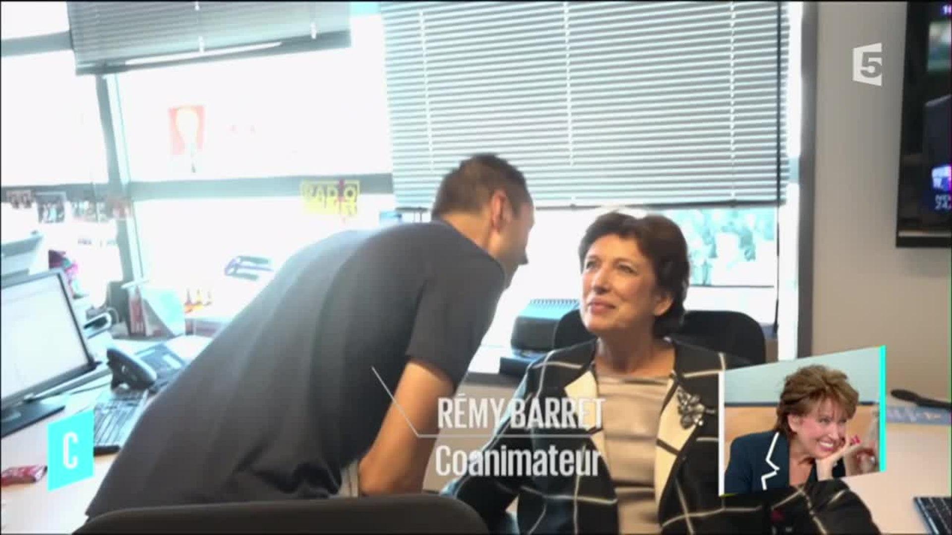 Bachelot, ex minsitre, star des médias - C l'hebdo - 10/09/2016