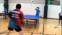 Is This the Best Table Tennis Shot Ever
