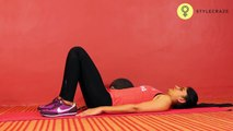 Bicycle Crunches For Women - How To