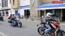 Châteaulin. 200 motos en balade pour les Restos du coeur