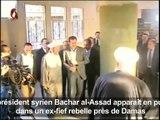 """Syrie: avant la trêve, Assad veut """"reprendre"""" tout le territoire"""