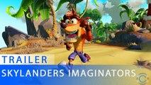 Skylanders Imaginators - Crash Bandicoot 20e anniversaire