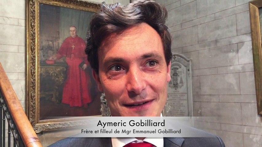 Aymeric Gobilliard, frère de Mgr Gobilliard