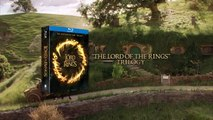 The Lord of the Rings Trilogy (2001-2003) Official Blu-Ray Trailer LOTR Movie HD