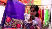 Sarees Designers With Trends Now TV | Latest Trends In Sarees | Indian Saree Collection