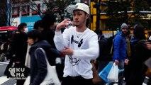 Contact Juggling Street Dancing in Japan! - Dancing + Juggling Daggle