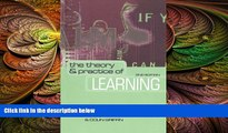 complete  The Theory and Practice of Learning (National Health Informatics Collection)