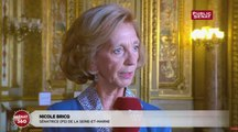 "Alstom : Nicole Bricq fustige les attaques ""débiles"" contre Macron"