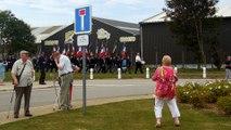 """Le Havre inaugure le rond-point """"2e db 12"""" septembre 2016 1 - Musique"""