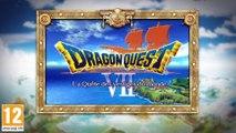 Dragon Quest VII - Bande-annonce vue d'ensemble (Nintendo 3DS)