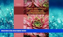 Choose Book Bundle: Theory and Practice of Counseling and Psychotherapy, 9th + Counseling