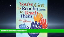For you You ve Got to Reach Them to Teach Them: Hard Facts About the Soft Skills of Student