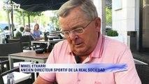 PSG - Sur les traces d'Unai Emery au Pays basque