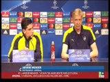"""Vidéo - ARSENE WENGER : """"Conférence de presse Ligue des Champions contre PSG"""""""