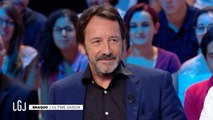 Jean-Hugues Anglade dans Braquo - Le Grand Journal du 12/09 - CANAL+