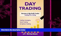 different   Day Trading: Become A Big Profit Trader: Trading For A Living - Trading Strategies,