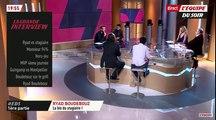 """Boudebouz : """"Pendant le penalty Slimani m'a énervé"""""""
