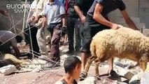آغاز اجرای توافق آتش بس در سراسر سوریه