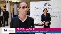 Crowdfunding Immo : le financement participatif fait son entrée dans l'immobilier professionnel