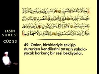 Yasin Suresi ve Türkçe Meali Fatih Çollak