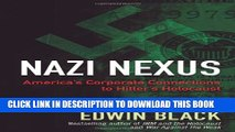 [PDF] Nazi Nexus: America s Corporate Connections to Hitler s Holocaust Popular Online