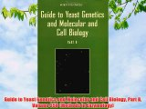 [PDF] Guide to Yeast Genetics and Molecular and Cell Biology Part B Volume 350 (Methods in
