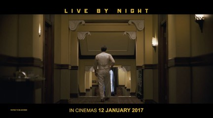 Live By Night - Official Teaser Trailer