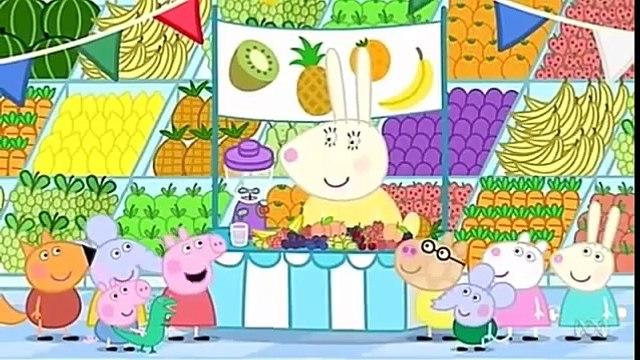 Peppa Pig English Episodes Season 4 Episode 45 Fruit Full Episodes 2016