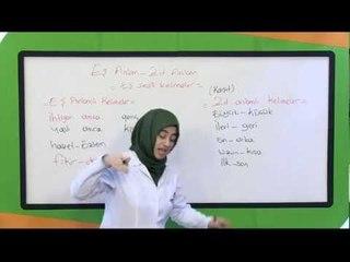 4. Sınıf Türkçe Eğitim Seti Eş Anlamlı-Zıt Anlamlı- Eş Sesli Kelimeler