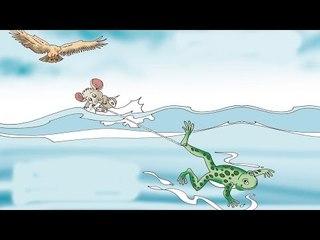 Farecik ile Kurbağa -  Ezop Masalları