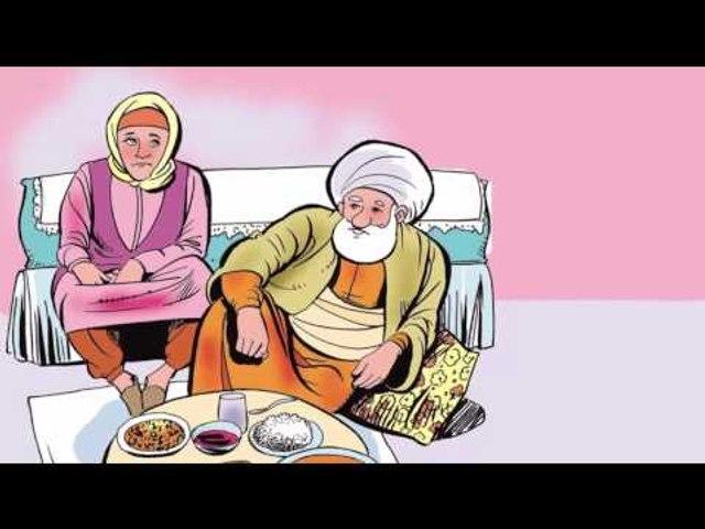 İki Akçelik Ciğeri Kapan - Nasreddin Hoca Masalları