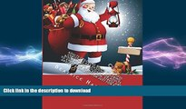 READ BOOK  Adults Coloring Book: Beautiful Christmas Art Designs Coloring Book For The Holidays