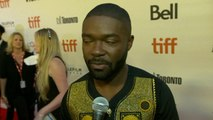 """David Oyelowo Talks about Cinefiles At TIFF For 'Queen of Katwe"""" Premiere"""