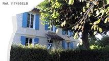 A vendre - Maison en pierres - Port Sainte Foy Et Ponchapt (33220) - 8 pièces - 220m²