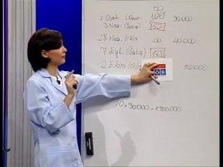 2. Sınıf Muhasebe Uygulamaları Ünite 4