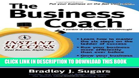 [PDF] The Business Coach (Instant Success) (Instant Success Series) Full Online